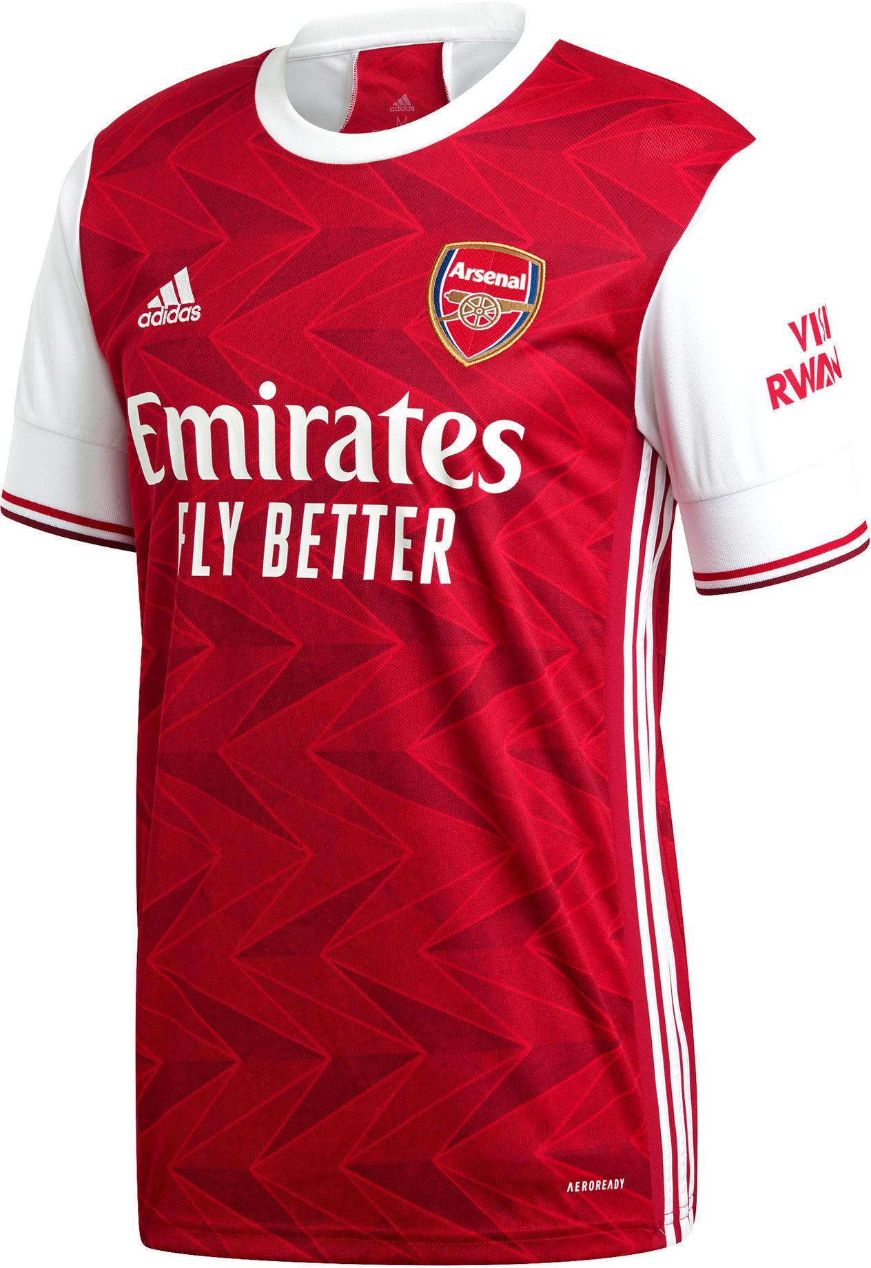 Koszulka piłkarska dla dorosłych Adidas Arsenal home 20/21