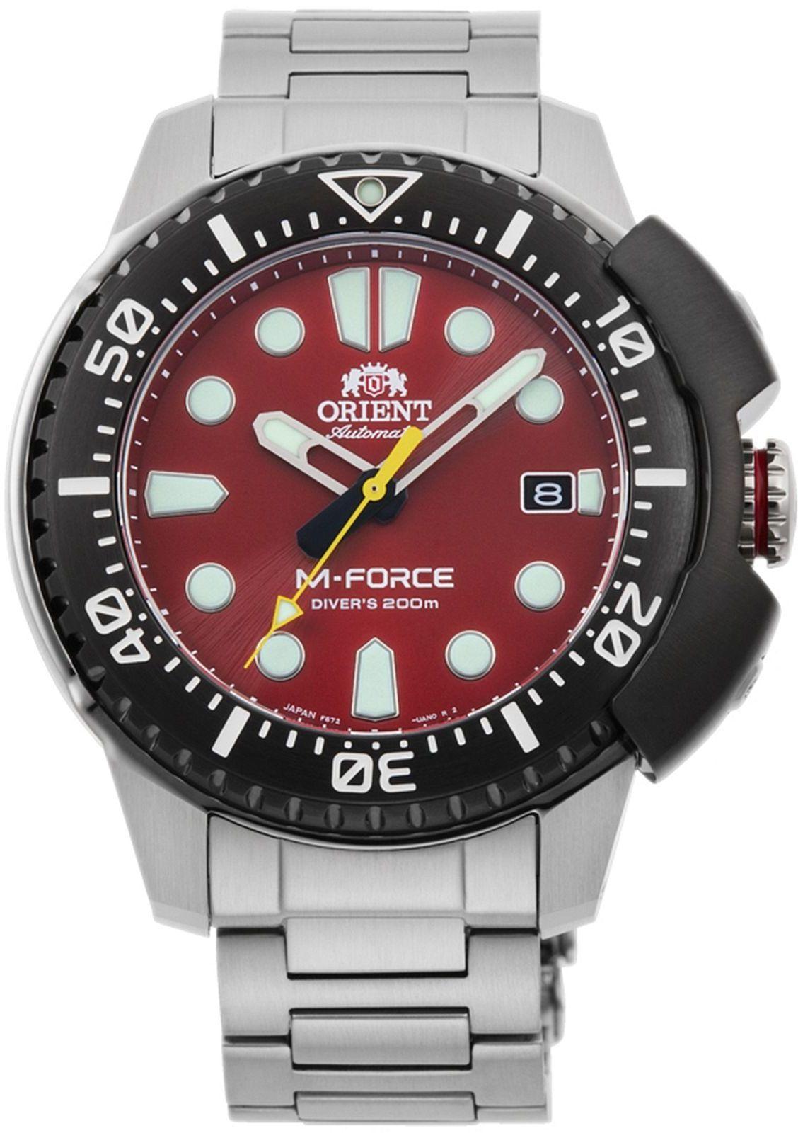 Zegarek męski Orient M-Force Diver Automatic