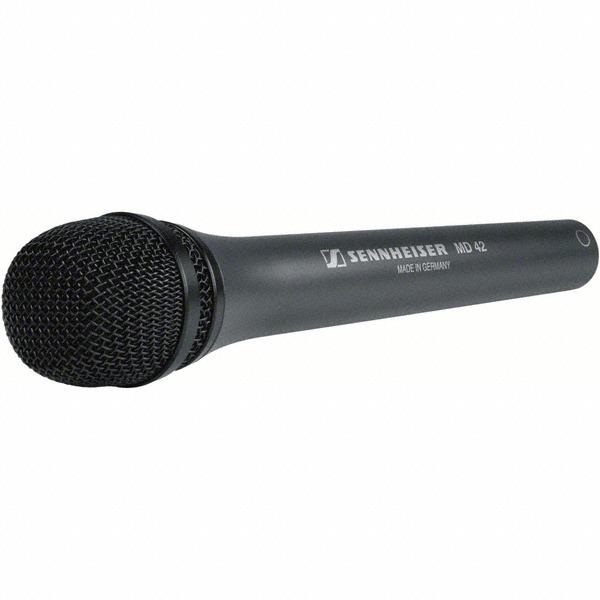 Sennheiser MD 42 - mikrofon reporterski Sennheiser MD 42 - mikrofon reporterski