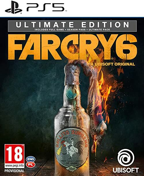 Ubisoft Far Cry 6 Ultimate Edition PS5 (PS5)