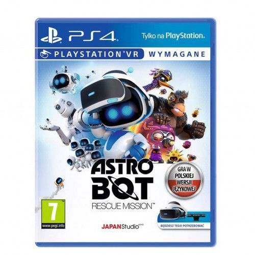 Astro Bot Rescue Mission PS 4