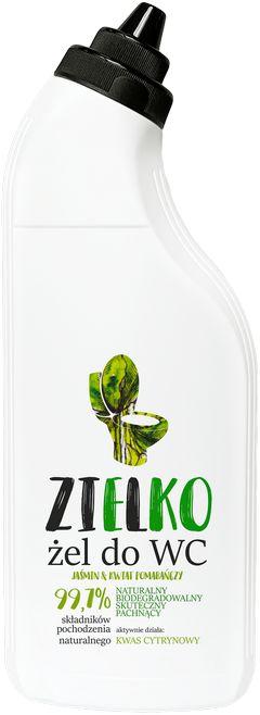 ZIELKO Żel do WC 500 ml - zapach jaśmin & kwiat pomarańczy