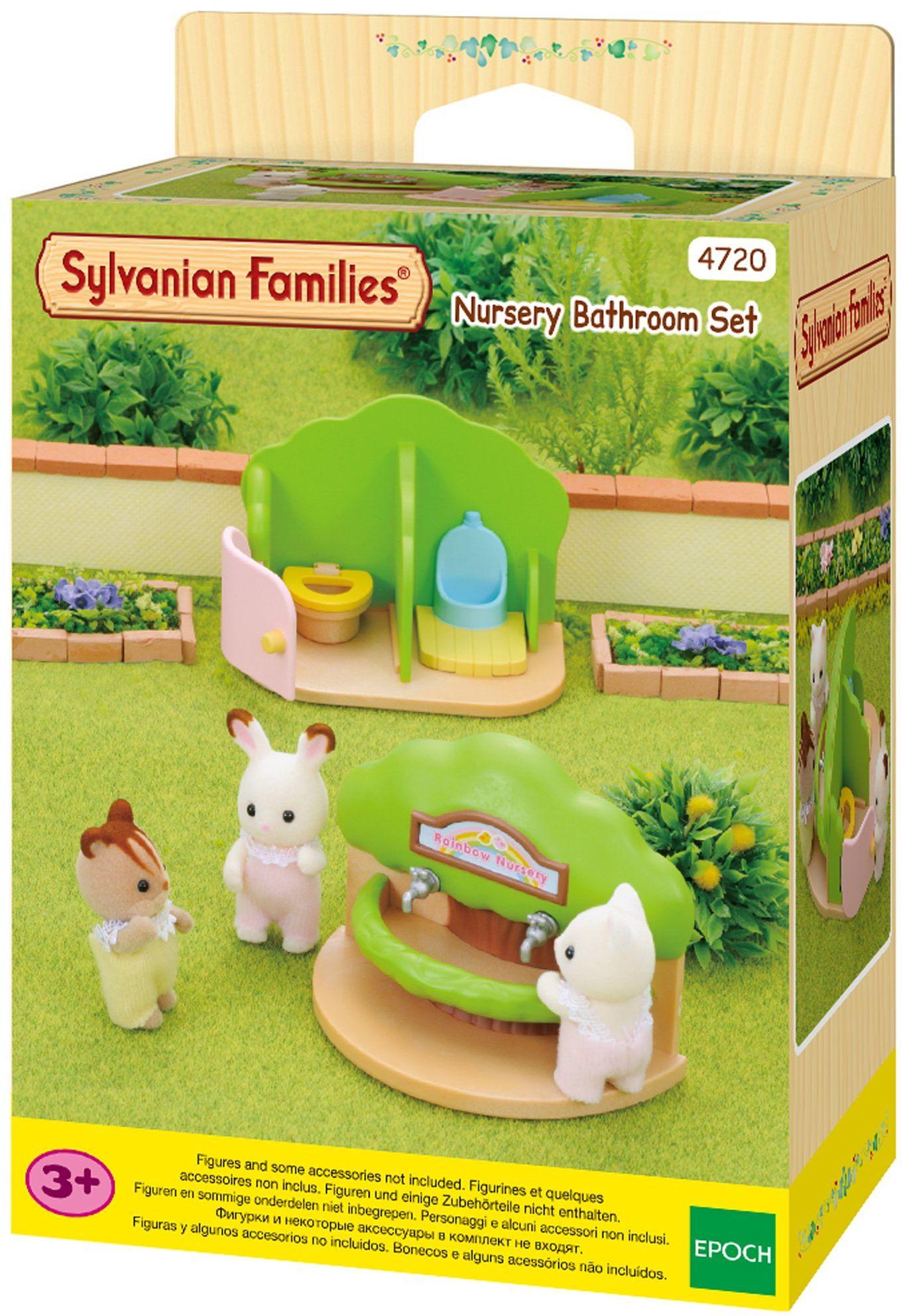 Sylvanian Families 4720 Przedszkolna toaleta