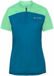 VAUDE Tremalzo koszulka damska turkusowy Kingfisher 42