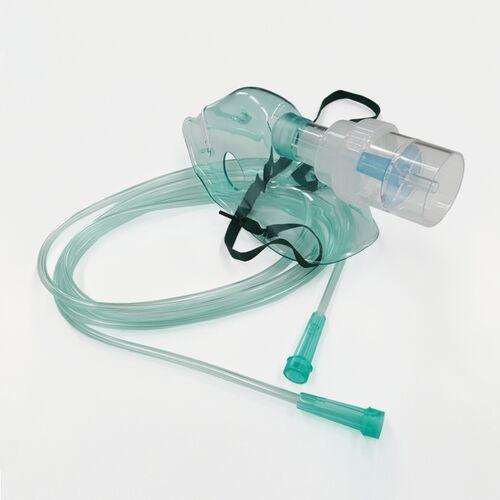 Maska tlenowa Sanity z nebulizatorem i drenem dla dorosłych (rozmiar L)