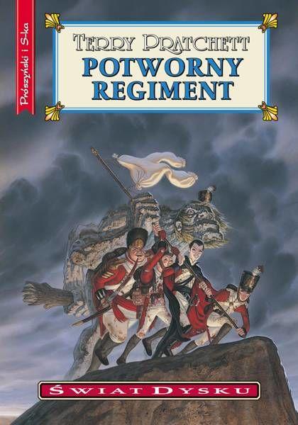 Potworny regiment. Świat dysku wyd. 2021 - Terry Pratchett