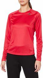 adidas damski T-shirt z długim rękawem D2m Pink/Rosene XL