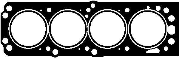 Uszczelka, głowica cylindrów VICTOR REINZ 61-27270-20