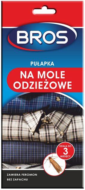BROS Pułapka na mole odzieżowe