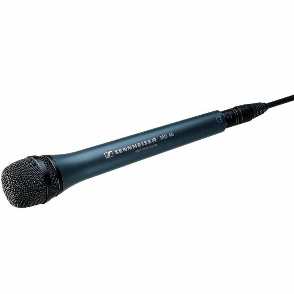 Sennheiser MD 46 - mikrofon reporterski Sennheiser MD 46 - mikrofon reporterski