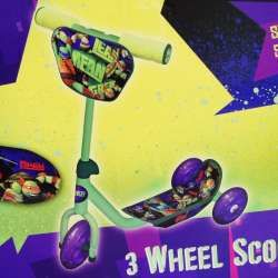 Hulajnoga 3-kołowa ''Turtles'' Żółwie Ninja