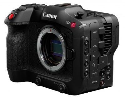 Canon Cinema EOS C70 4K