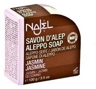 Mydło Aleppo Jaśminowe 100g NAJEL