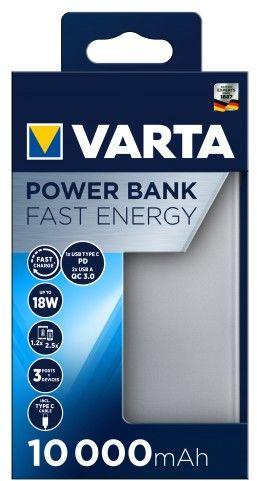 Varta powerbank Fast Energy 10 000 mah 57981