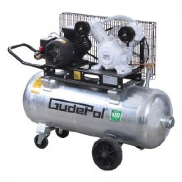 Sprężarka tłokowa Gudepol HDO 20/90/300/400 (bezolejowa)