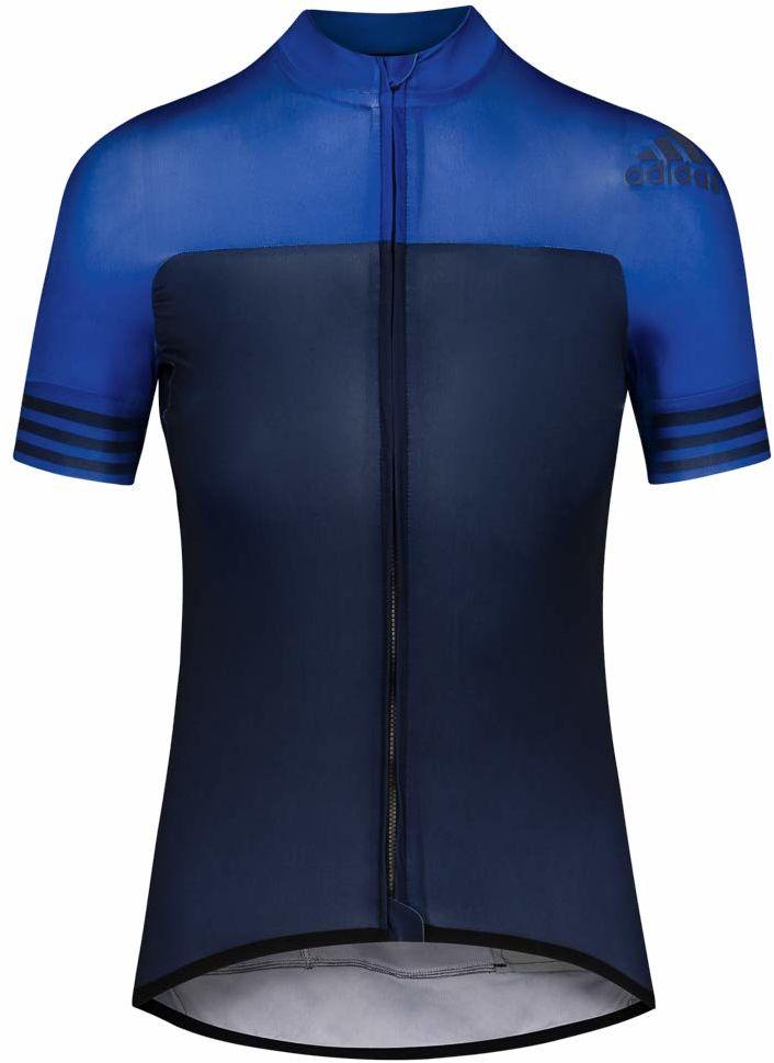 adidas Damska koszulka Adistar Conavy/Croyal, XL