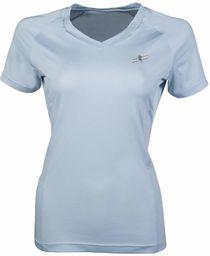 HKM T-shirt jasnoniebieski S