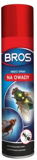 BROS Insect spray 405/300 ml