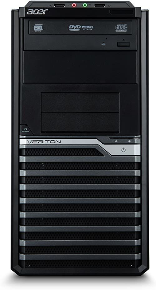 Acer Veriton M6630 3,2 GHz Intel  Core  i5 czwartej generacji i5-4460 Czarny PC - PC/stacje robocze (3,2 GHz, Intel  Core  i5 czwartej generacji, 4 GB, 500 GB, DVD RW, Windows 8.1 Pro)