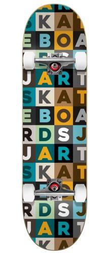 """Jart Deskorolka 7.75"""" Scrabble"""