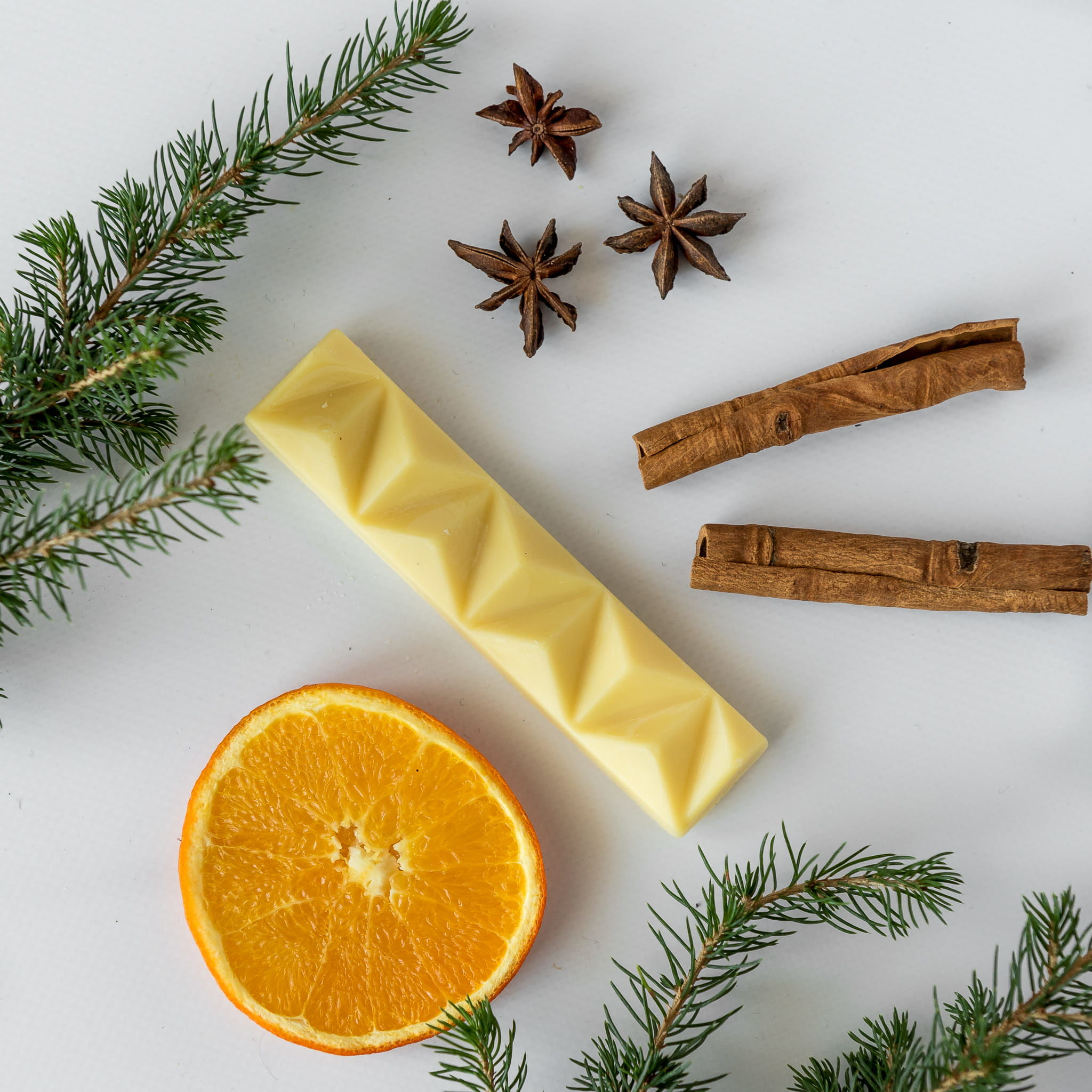 Naturalska Zapachowy Wosk Sojowy - Celestyna
