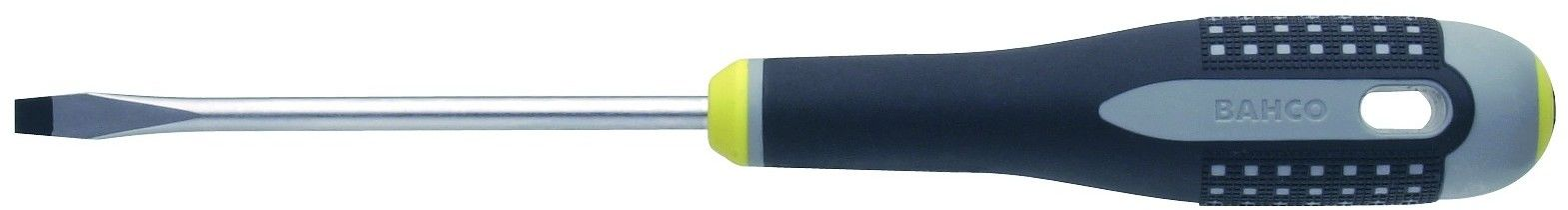 zestaw: szczypce uniwersalne 2628 G-180IP + wkrętak płaski BE-8150 + wkrętak krzyżowy BE-8620 + otwieracz, ERGO, Bahco [ORIG-2628G-BE2]