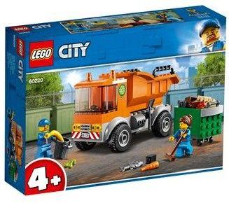 LEGO City - Śmieciarka 60220