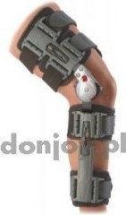 X-Act Rom Knee Orteza pooperacyjna z zegarem