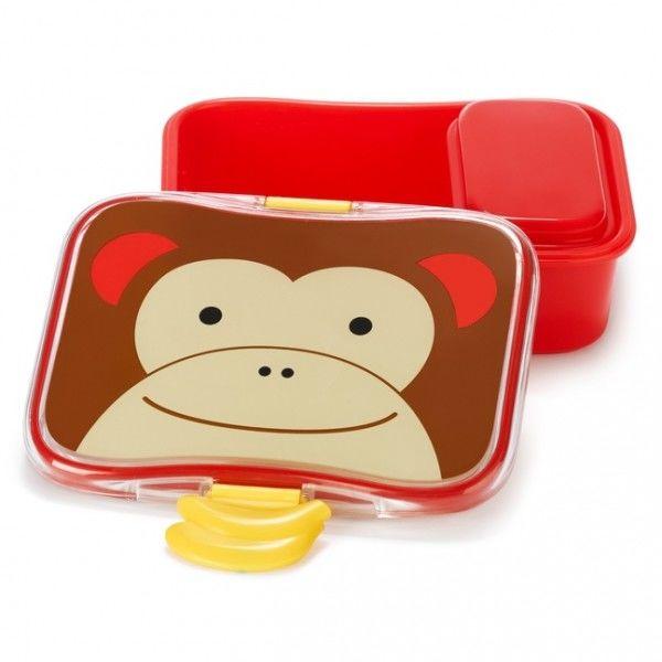Skip hop - Pudełko Śniadaniowe zoo Małpa