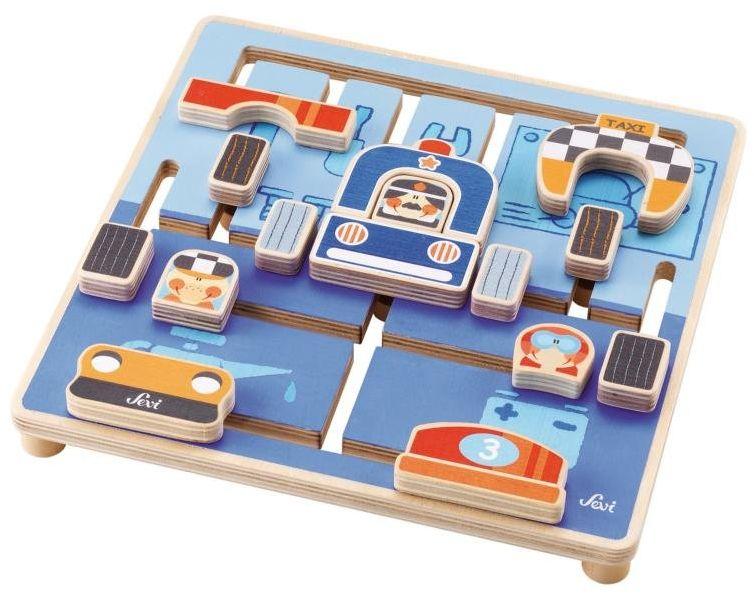 Sevi Puzzle labiryntowe (mechaniczne)