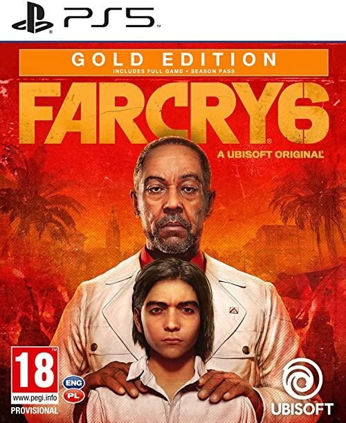 Ubisoft Far Cry 6 Gold Edition PS5 (PS5)