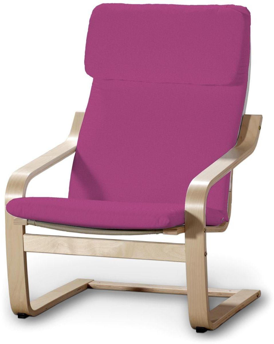 Poduszka na fotel Poäng, amarant, Fotel Poäng, Etna