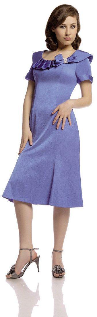 Sukienka FSU214 CHABROWY