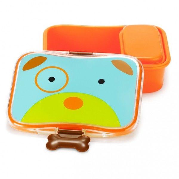 Skip hop - Pudełko Śniadaniowe zoo Pies