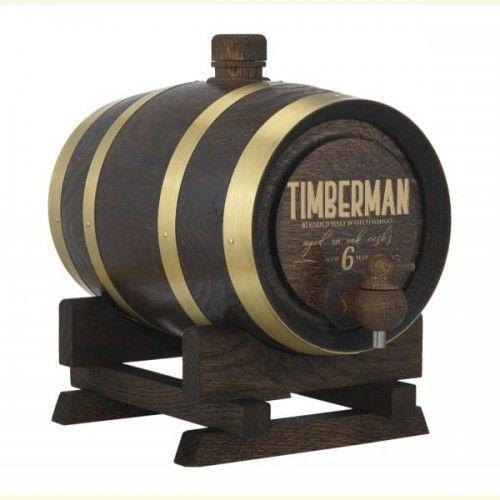 Whisky Timberman 6Y0 40% 1l beczka