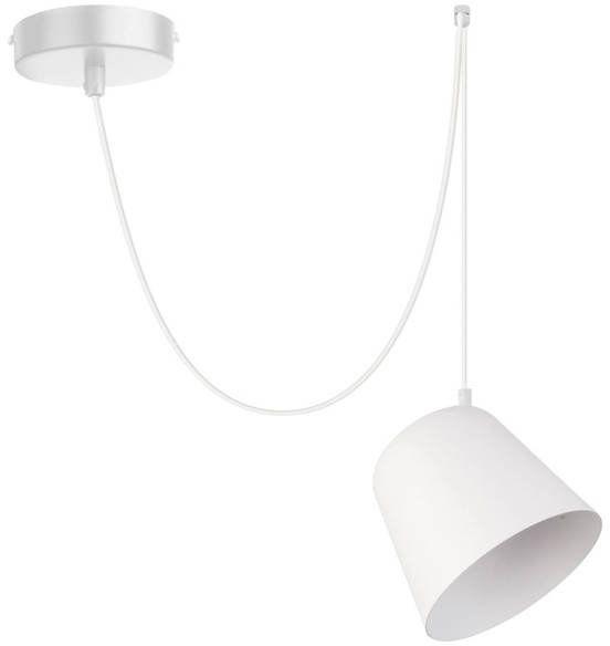 Lampa wisząca podwieszana pająk JAWA 1 biały 31383