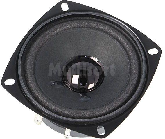 Głośnik VISATON 2007 uniwersalny 10W 4Ohm fi96x37mm 130 20000Hz fi:75mm