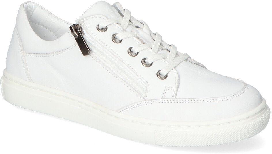 Sneakersy Venezia 90116 Białe lico