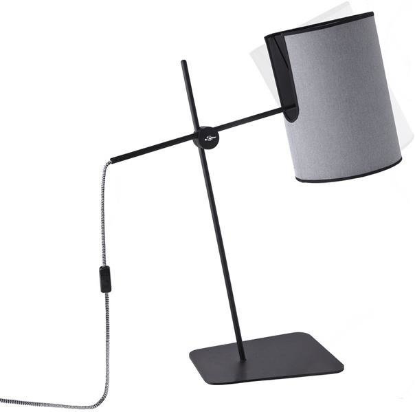 Lampa STOŁOWA biurkowa ZELDA nocna 6012