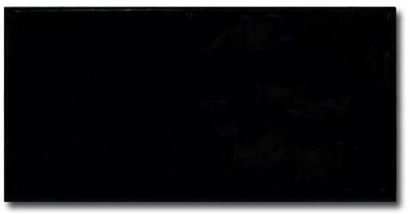 Cottage Black Matt 7,5x15
