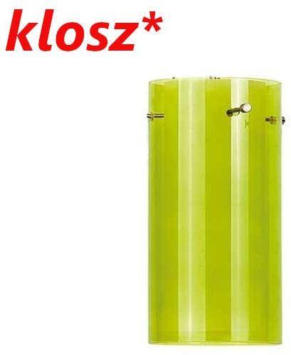 Klosz PAKIET 2 RUR ZIELONY ( Klosz do lampy BOLT Zielony ) 8822