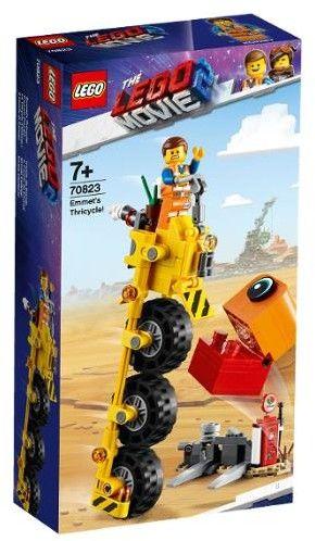 LEGO Movie - Trójkołowiec Emmenta 70823