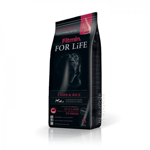 FITMIN dog For Life Lamb & Rice 3kg