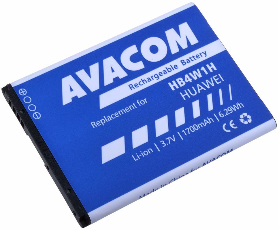 Akumulator do telefonu Huawei G510 Li-Ion 3, 7 V 1700 mAh (zamiennik HB4W1H)