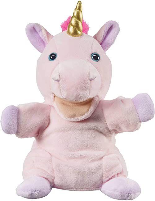 Bauer Spielwaren 11843 pluszowe zwierzątko różowe