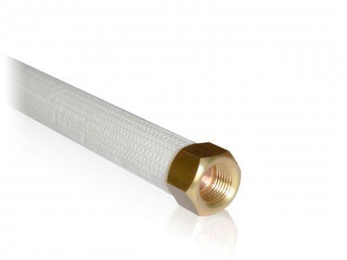 Gotowa do podłączenia rura miedziana w otulinie 3/8cala (9,52mm) 1mb (EBR38M1)
