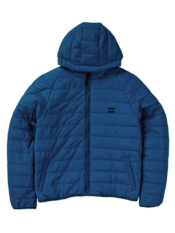 Billabong ALL DAY PUFFER DEEP BLUE kurtka dziecięca - 10