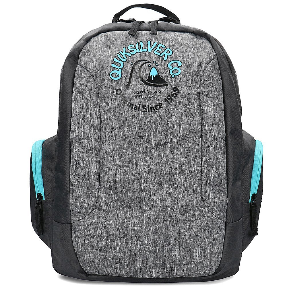 Quiksilver Schoolie - Plecak Dziecięcy - EQBBP03036 SGRH - Szary