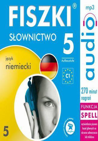 FISZKI audio j. niemiecki Słownictwo 5 - Audiobook.