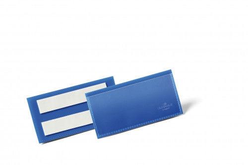 Kieszeń samoprzylepna magazynowa niebieska 105x148mm DURABLE 50szt. 1759-07